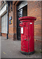 J3573 : Pillar box, Belfast by Rossographer