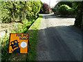 SP1400 : Waterloo Lane, Fairford by Brian Robert Marshall