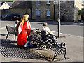 SP1501 : Street view, Park Street, Fairford by Brian Robert Marshall