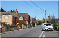 SU2693 : Working in a Quiet Street, Great Coxwell by Des Blenkinsopp
