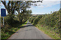 NZ2223 : Corner Bank Lane towards New Biggin Lane by Ian S