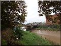ST5672 : Brunel Way road bridge by Eirian Evans