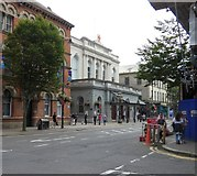 J3373 : Ulster Hall by Gerald England