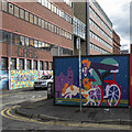 J3374 : Street Art, Belfast by Rossographer