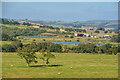 NU0908 : Edlingham : Countryside Scenery by Lewis Clarke