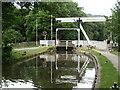 SO1122 : Talybont - Lift Bridge by Colin Smith