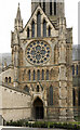 SK9771 : Lincoln Cathedral, North Transept by Julian P Guffogg