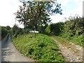 ST6018 : Junction on Ham Lane by Roger Cornfoot