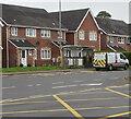 ST3091 : JCDecaux van, Malpas Road, Newport by Jaggery