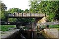 SJ9065 : In Bosley Locks No 12, Cheshire by Roger  Kidd