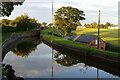 SJ3631 : Frankton locks, Montgomery Canal by Christopher Hilton