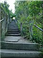 SD6178 : The Radical Steps, Kirkby Lonsdale by Stephen Craven