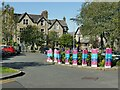 SD6078 : Shop Safely in Kirkby Lonsdale by Stephen Craven