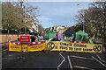 TL4557 : Extinction Rebellion protest, Cambridge by Hugh Venables