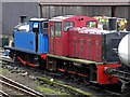 SD3584 : Lakeside and Haverthwaite Railway - locomotives by Chris Allen