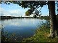 NS6467 : Hogganfield Loch by Richard Sutcliffe