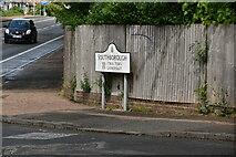 TQ5841 : Entering Southborough by N Chadwick