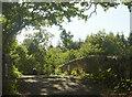 SX8475 : Summerlane Bridge by Derek Harper