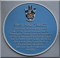 SE4048 : Blue Plaque by Bob Harvey