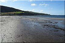 NX1795 : Beach at Shalloch by Anne Burgess