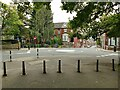 SE2834 : Junction of Hyde Park Road and Moorland Road by Stephen Craven