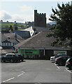 SO0428 : Subway and Co-op Food, Lion Street, Brecon by Jaggery