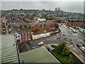SK9671 : Lincoln from the top of Hayes Wharf by Oliver Mills