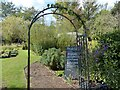 ST2885 : Archway to the orchard, Tredegar House Gardens by Robin Drayton