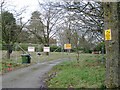SP1573 : No access to the former Aylesbury House Hotel, Hockley Heath by Robin Stott