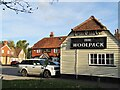 SU9043 : Elstead - The Woolpack by Colin Smith