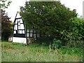 SO7937 : Cruck-framed building by Philip Halling