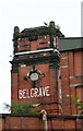 SD9303 : Belgrave Mills from Groby Street, Hathershaw by Chris Allen