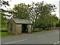 NY6208 : The Coronation bus shelter, Orton by Stephen Craven