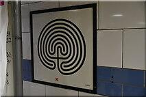 TQ2880 : Labyrinth #232, Green Park by N Chadwick