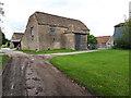 ST8686 : Stone barn, Park Farm by Vieve Forward