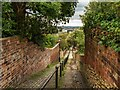 SK9771 : Motherby Hill, Lincoln by Oliver Mills