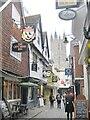 TR1557 : Canterbury by Colin Smith