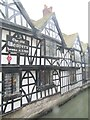 TR1457 : Canterbury - The Old Weavers' House by Colin Smith