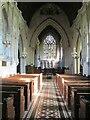 SE9645 : Interior  of  St  Mary's  Parish  Church.  South  Dalton by Martin Dawes