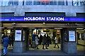 TQ3081 : Holborn Station by N Chadwick