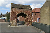TF6119 : Whitefriars Gate by N Chadwick