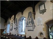 SU2771 : Inside Holy Cross, Ramsbury (c) by Basher Eyre