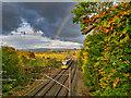 SD7908 : Tram to Bury by David Dixon