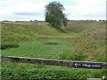 SU1070 : Avebury henge [10] by Michael Dibb