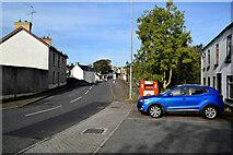 H3374 : Main Street, Drumnaforbe / Drumquin by Kenneth  Allen