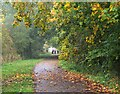NT7333 : Cyclepath to Sprouston by Jim Barton