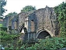 TL8564 : Bury St Edmunds Abbey precincts [1] by Michael Dibb