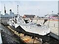 SU6200 : Portsmouth - Monitor M33 by Colin Smith