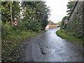 NT7534 : New 20 mph speed limits, Scottish Borders by Jim Barton