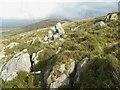 SH7071 : Rock outcrops, Drosgl by Jonathan Wilkins